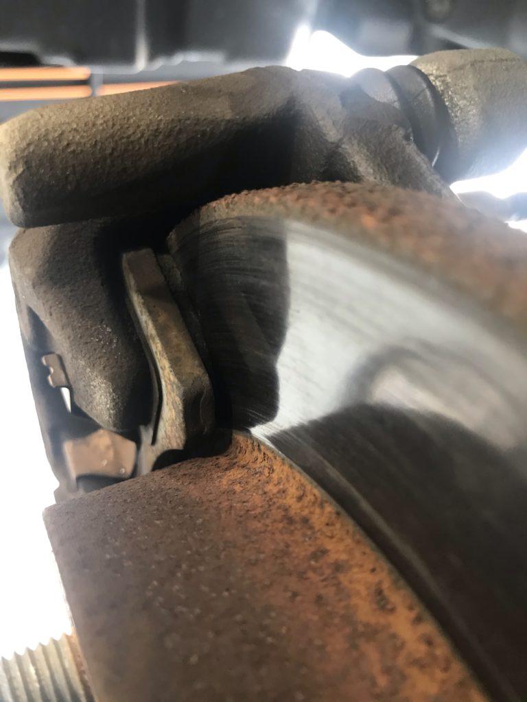 タントエグゼ 一般修理
